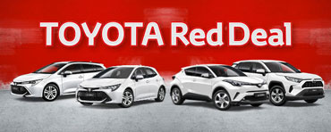 DER TOYOTA RED DEAL