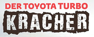 TOYOTA TURBO KRACHER